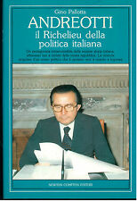 PALLOTTA GINO ANDREOTTI  NEWTON COMPTON 1988 I° EDIZ. STORIA E CRONACHE D'ITALIA