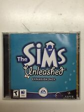 The Sims: Unleashed (PC) Complete 2-Disk Expansion Pack with Activation Key