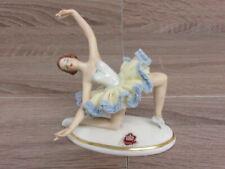 Porzellanfigur Tänzerin / Ballerina, ALKA Dresden