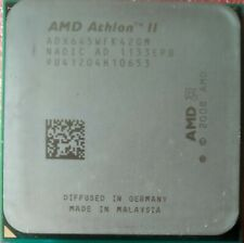 AMD Athlon II X4 645 3.1GHz Quad-Core (ADX645WFK42GM) Processore CPU
