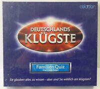 Piatnik Deutschlands Klügste Familien Quiz - NEU NEW - Eingeschweißt