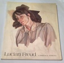 Lucian Freud by Lawrence Gowing 1984, Paperback ART BOOK PB Thames Hudson