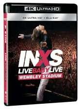 Inxs-live Baby Live (4k UHD BD Bd) CD