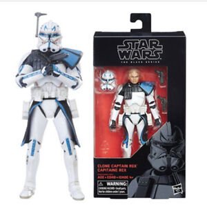 "Star Wars The Black Series Clone Captain Rex (#59) 6"" BRAND NEW SEALED!!!"