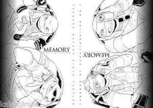 Teenage Mutant Ninja Turtles doujinshi Alle Charakter 24pages Memory DASH4 Tmnt