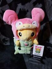 Cosplay Pikachu: Mega Slowbro