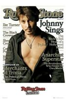 JOHNNY DEPP POSTER ~ SINGS 24x36 Tattoo RS