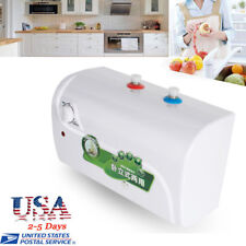 【USA SHIP】30℃~65℃ 8L Tank Electric Hot Water Heater Household Bathroom Kitchen
