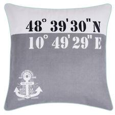 Viereckige Maritime Dekokissen Fur Die Terrasse Kissenhulle Gunstig