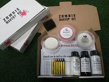 Premium Zombie Makeup Kit Special Effects Horror Scary Halloween Walking Dead