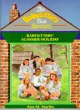 Babysitters' Summer Holiday (Babysitters Club Specials),Ann M. Martin