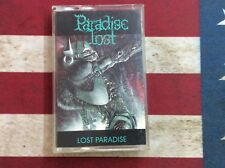 Paradise Lost - Lost Paradise ( Cassette, Peaceville, 1990) Tested! Works!
