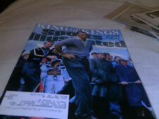Sports Illustrated October 3, 2016 Arnold Palmer Tribute Issue-Great!!!!!!!!!!!!