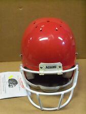 Adams USA, A2010 Grid-Elite, Football Helmet, Jr High School, Not USED, Booklet