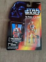 Kenner Star Wars The Power Of The Force Luke Skywalker Figure New In Package