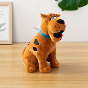 New Animal Figure ScoobyDoo Dog Plush Soft Stuffed Toy Kids Gift Collections