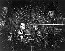 New 8x10 World War II  Photo: American Soldiers Monitor Radar Scope, 1944
