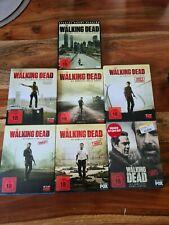 The walking dead Blu ray *uncut* Staffel 1-7