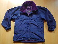 MONT-BELL ® Windbreaker/Trek/Raincoat Hooded  Full-Zip Jacket Sz. Medium