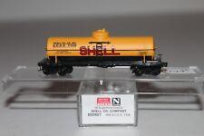 N Scale MTL 65090/1 Shell Oil Company 39' Single Door Tank Car 1106 J3744