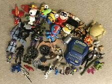 Lot Of Vintage 90's Toys Assorted Star Wars LFL Lego Micro Machines YuGiOh Etc