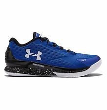 New Men's Under Armour Curry 1 Low Basketball Shoe - Royal 1276195-400