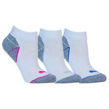 Patternless Ankle-High Socks for Women