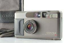 [Almost MINT] Contax T2 Black 35mm Point & Shoot Film Camera from JAPAN #264