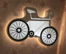 Cycle Design LED Ceiling Lights Child Bedroom Home Decoration Lamp