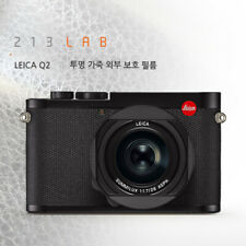 Leather Skin Film (Clear Type) for LEICA Q2 (by 213LAB)