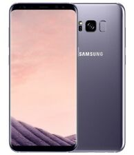 Samsung Galaxy S8Plus Orchid Gray 64GB Phone_Opened Never Used_Exclude Earphones