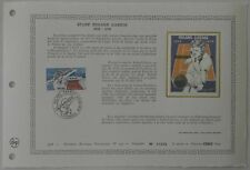 Document Artistique DAP 341 1er jour 1978 Stade Roland Garros