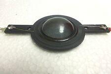 Semi Transparent Silk Dome Hi-Freq Tweeter Diaphragm 8 ohm 25.4mm Length 83.5mm