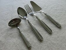 Williams-Sonoma Alton 4 Piece Pewter Hostess Set - Italian Made - Original Box