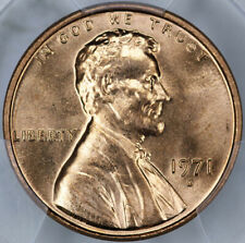1971-D PCGS MS66RD Lincoln Cent
