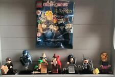 GENUINE LEGO HARRY POTTER SERIES 2 MINI FIGURES Dumbledore,Bellatrix,Sprout