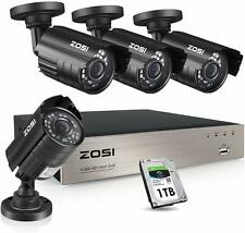 1080P Security Camera System with 1TB Hard Drive – Gh –  Ghost Hunting Equipment