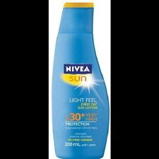 NIVEA Lotion Sunscreens