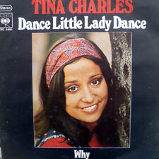 "7"" 1976 IN VG++! TINA CHARLES : Dance Little Lady Dance"