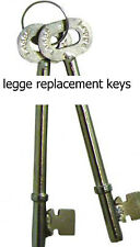 LEGGE A SERIES REPLACEMENT RIM KEYS, PROFESSIONAL KEY CUTTING SERVICES!