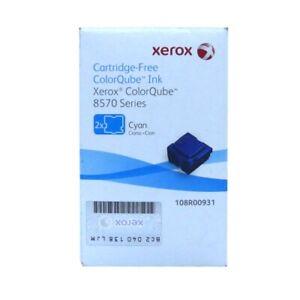 Original Xerox Tinte 108R00931 cyan für ColorQube 8570 8580
