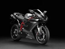 Motorrad Bodywork Fairing Kits Cowling Fit Ducati 848 1098 07-11 gray black red