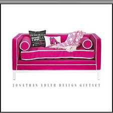 Barbie Designer Jonathan Adler Happy Chic Sofa Set For The Collector Mattel NRFB