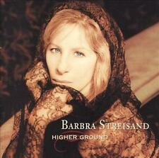 BARBRA STREISAND - Higher Ground (CD 1997) USA Import EXC