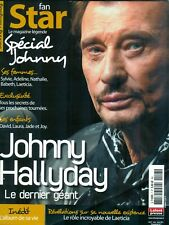 Magazine N°7 FAN STAR 04/2011 : Johnny HALLYDAY, Eddy MITCHELL, Sylvie VARTAN !