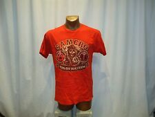 SAMCRO MEN OF MAYHEM red large t-shirt, Sons of Anarchy television series