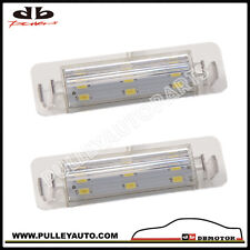 DBMOTOR Ford Mustang / Focus / Flex / Fusion / Taurus LED License Lamp