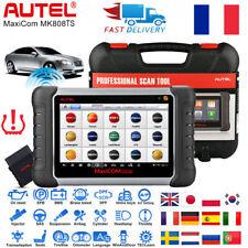 Autel MK808TS OBD2 Outil Valise Diagnostique Auto Diagnostic Scanner Bluetooth