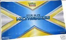 Pokemon Mega Metagross EX Playmat - Pad Soft Play Mat Premium Collection New