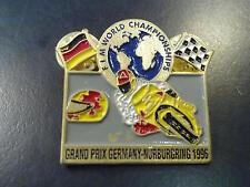 Pin Grand Prix Deutschland 1996 Nürburgring